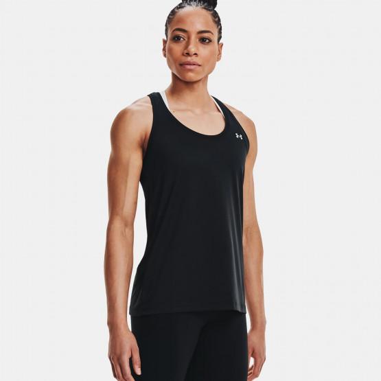 Under Armour Tech Γυναικεία Αμάνικη Μπλούζα