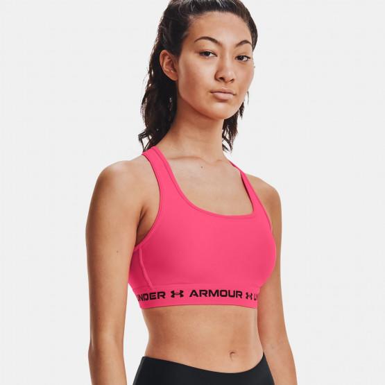 Under Armour Crossback Γυναικείο Αθλητικό Μπουστάκι