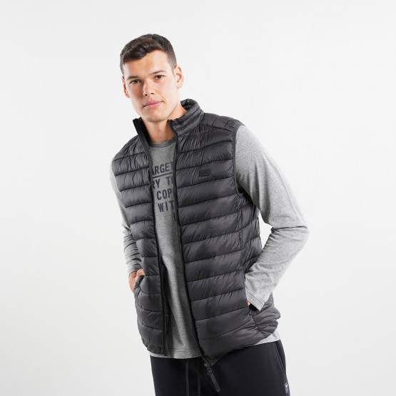 BodyTalk Men's Sleeveless Jacket