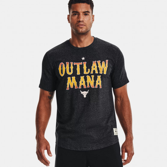 Under Armour Project Rock Outlaw Ανδρικό T-Shirt