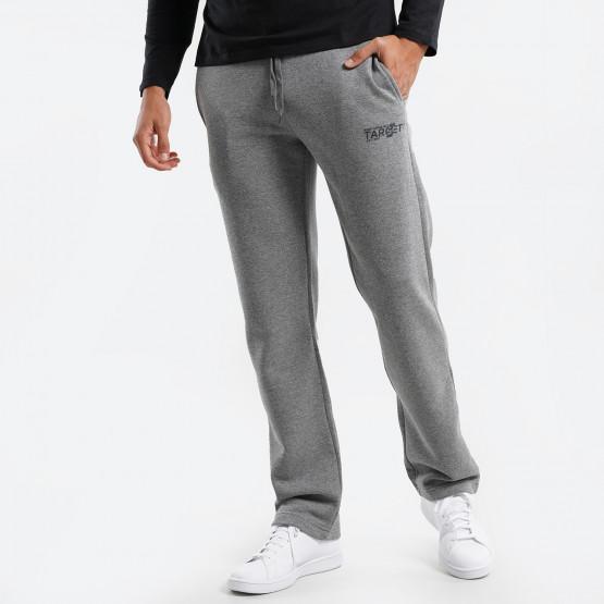 Target Basic Logo Ανδρικό Παντελόνι Φόρμας