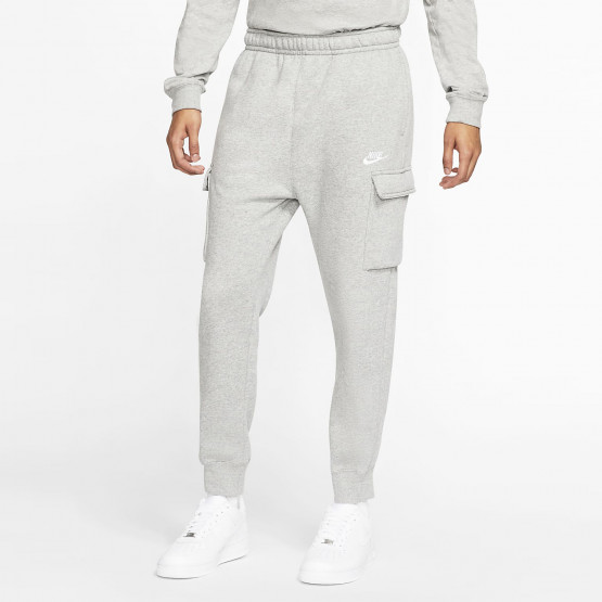 Nike Sportswear Club Fleece Ανδρικό Παντελόνι Φόρμας