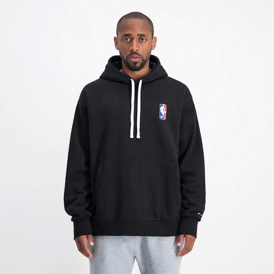 Nike Team 31 Essential Ανδρικό Φούτερ με Κουκούλα