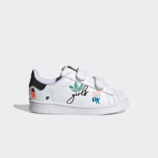 adidas Originals Superstar Pure Βρεφικά Παπούτσια