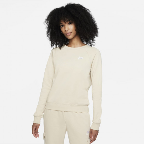 Nike Sportswear Essentials Fleece Crew Γυναικείο Φούτερ