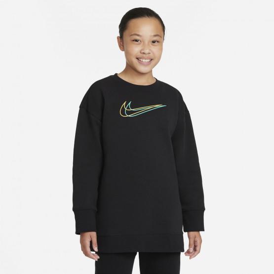 Nike Sportswear BF Crew Παιδικό Φούτερ