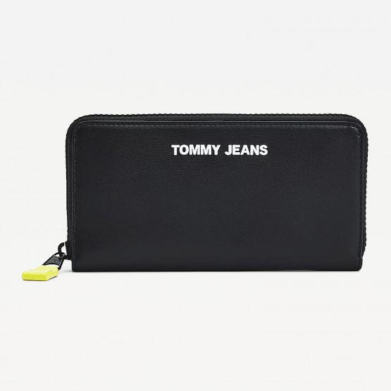 Tommy Jeans Large Zip-Around Γυναικείο Πορτοφόλι