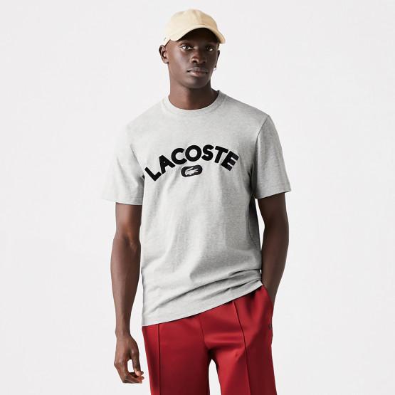 Lacoste Logo Premium Ανδρικό T-Shirt