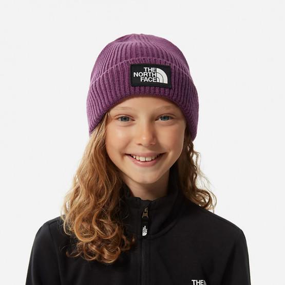 The North Face Box Logo Cuff Kids' Beanie