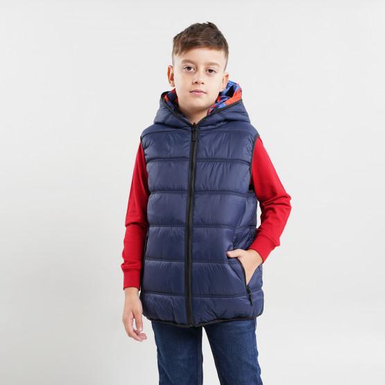 BodyTalk Jktb Slvls Hooded Jacket   100%Nylon