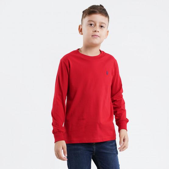 Polo Ralph Lauren Μπλούζα T-Shirt Μμ 843804003