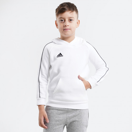 adidas Performance Core18 Kid's Hooded Blouse