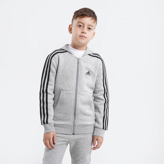 adidas Performance Essentials 3-Stripes Παιδική Ζακέτα