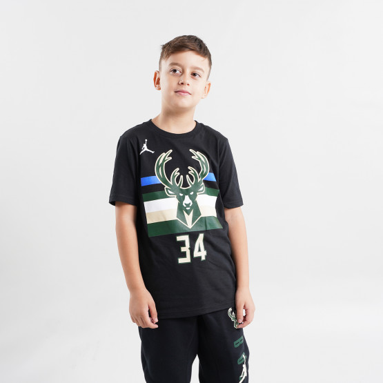 Nike Boys N&N Tee -Statement Antetokounmpo Giannis