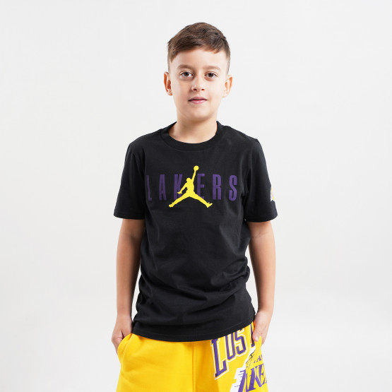 Nike Nk Cts Jdn Ststement Ss Tee Los Angeles Laker