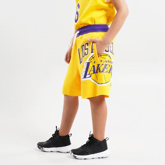 Nike Ya Nk Short Flc Cts 75 Los Angeles Lakers