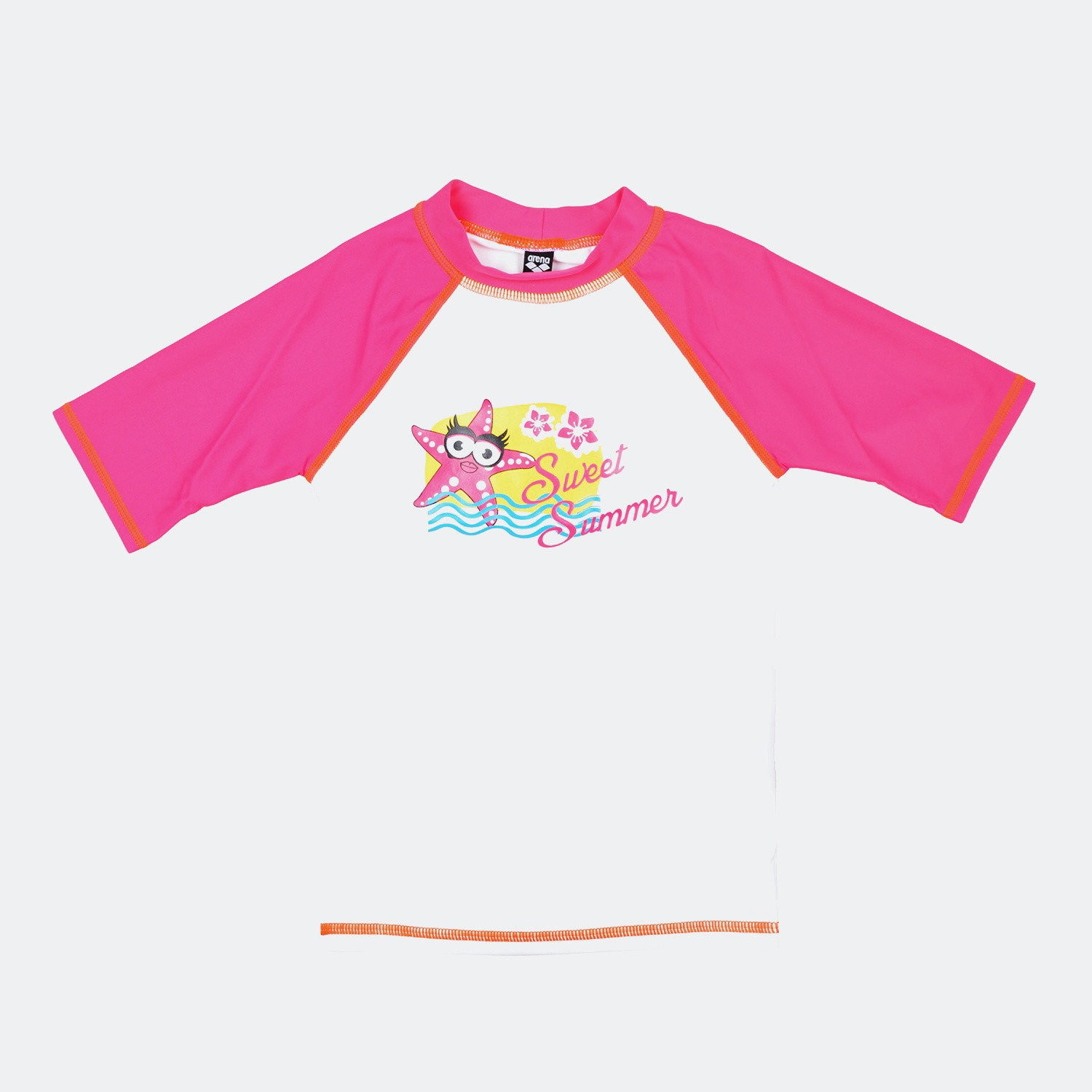 Arena ARENA WATER TRIBE KID G UV S/S (21614440003_1539)