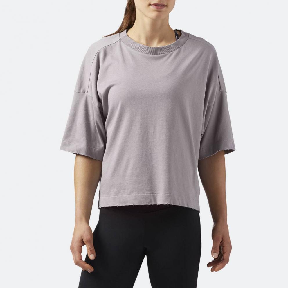 Reebok Sport El Washed Tee | Γυναικείο T- Shirt