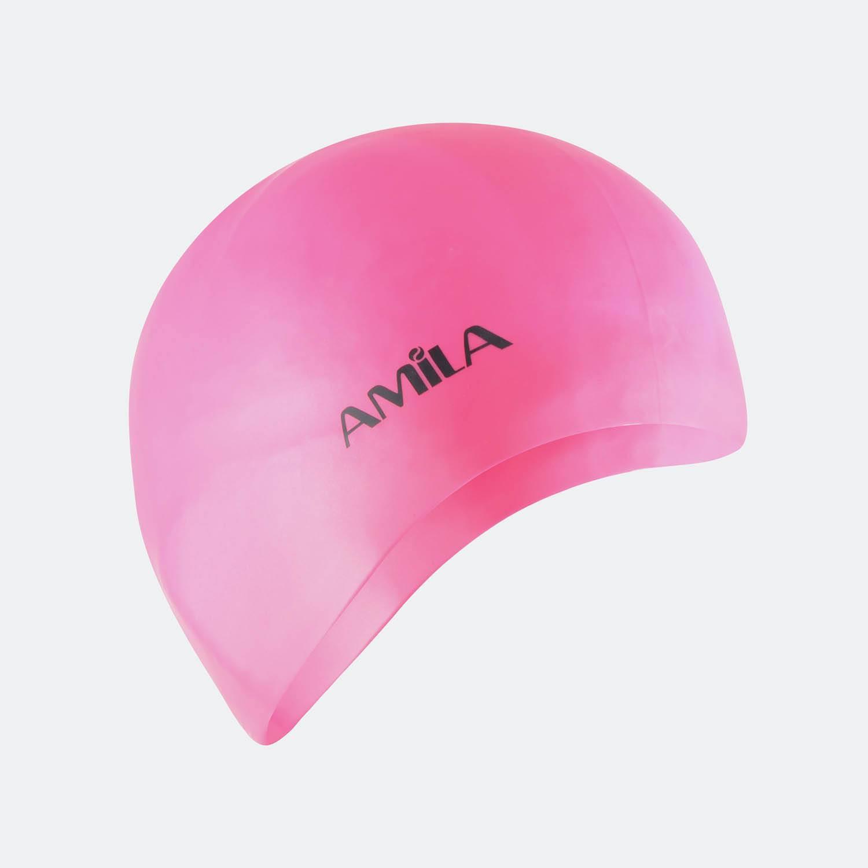 AMILA Σκουφάκι Πισίνας (Για Μακριά Μαλλιά) (3167220002_010)