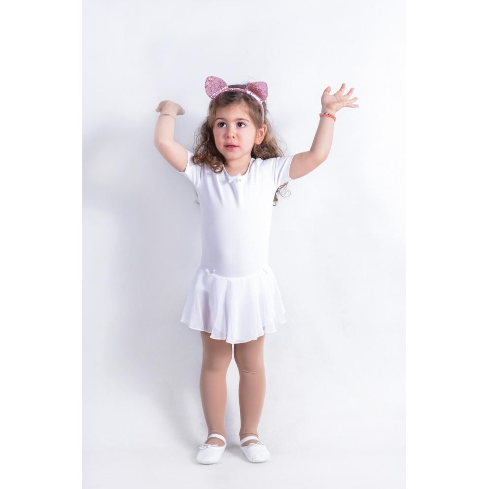 Go Dance Georgette Kids' Ballet Skirt