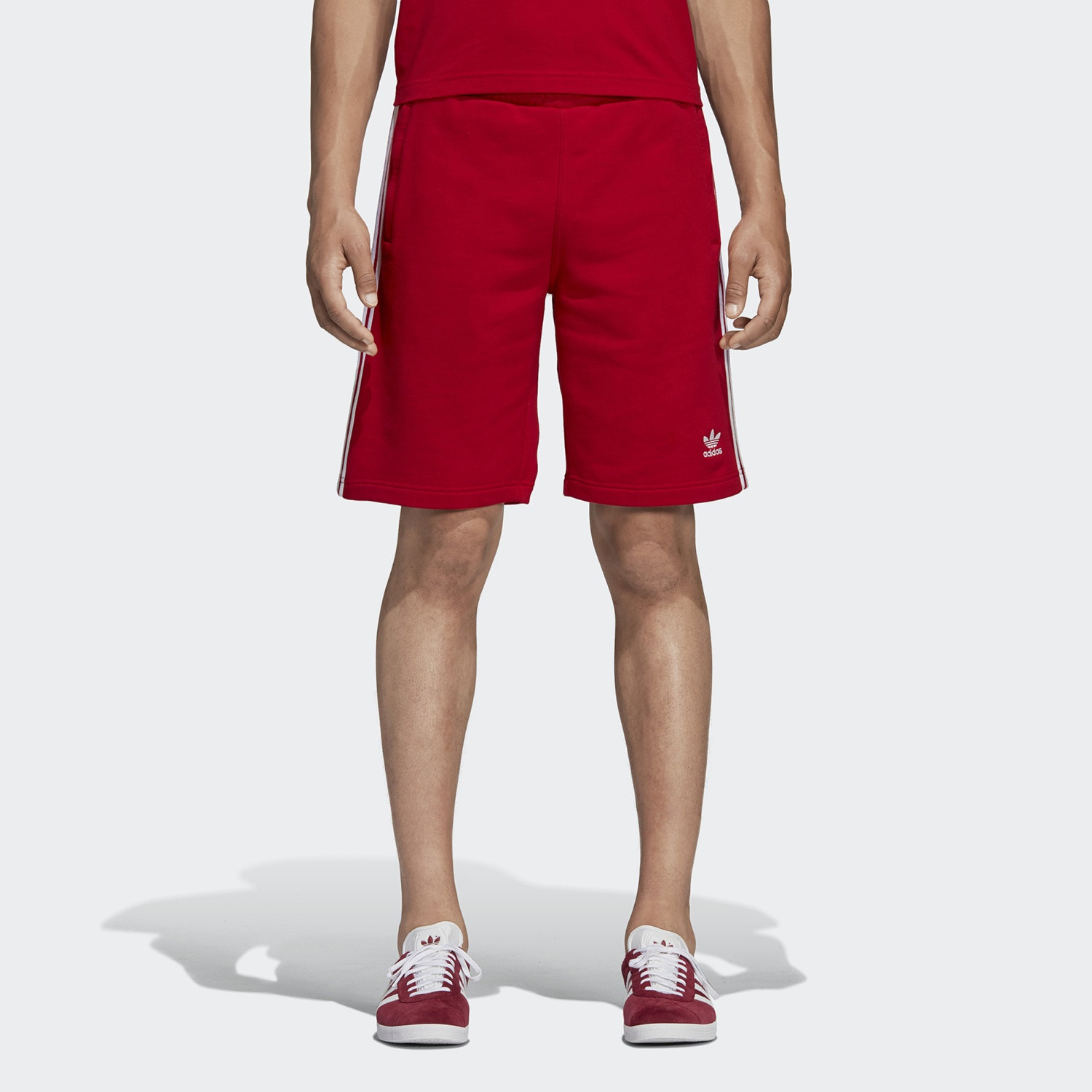 adidas Originals 3-Stripe Shorts (9000022584_10319)