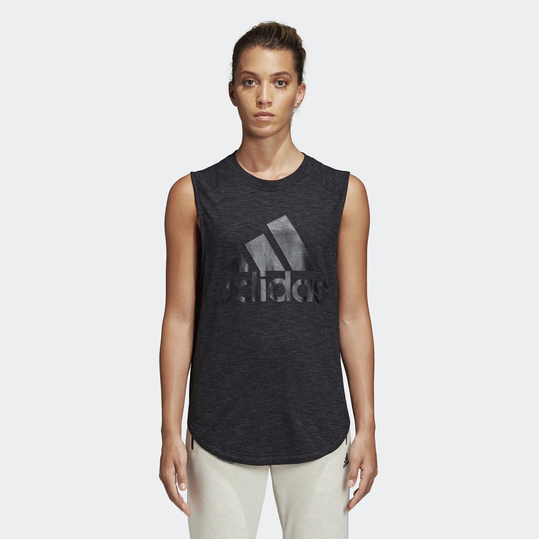 adidas ID Winners Muscle Tee - Γυναικείο Μπλουζάκι (9000023479_1480)