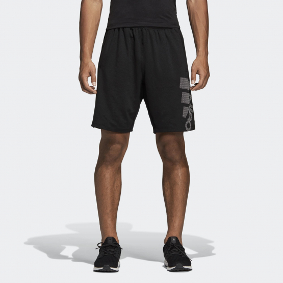 adidas Performance 4KRFT Sport Graphic Badge of Sport Men's Shorts