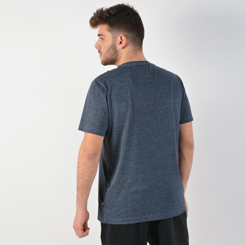 Puma Essentials+ Heather Ανδρικό T-Shirt