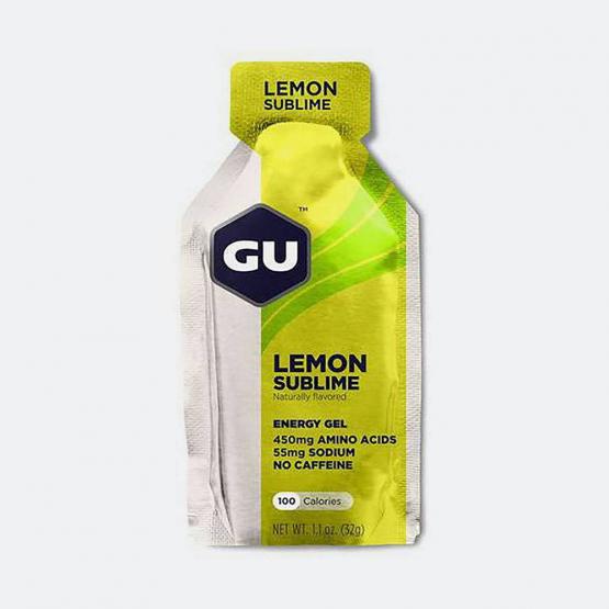 GU Ενεργειακό Gel Lemon Sublime - Χωρίς Καφεΐνη 32