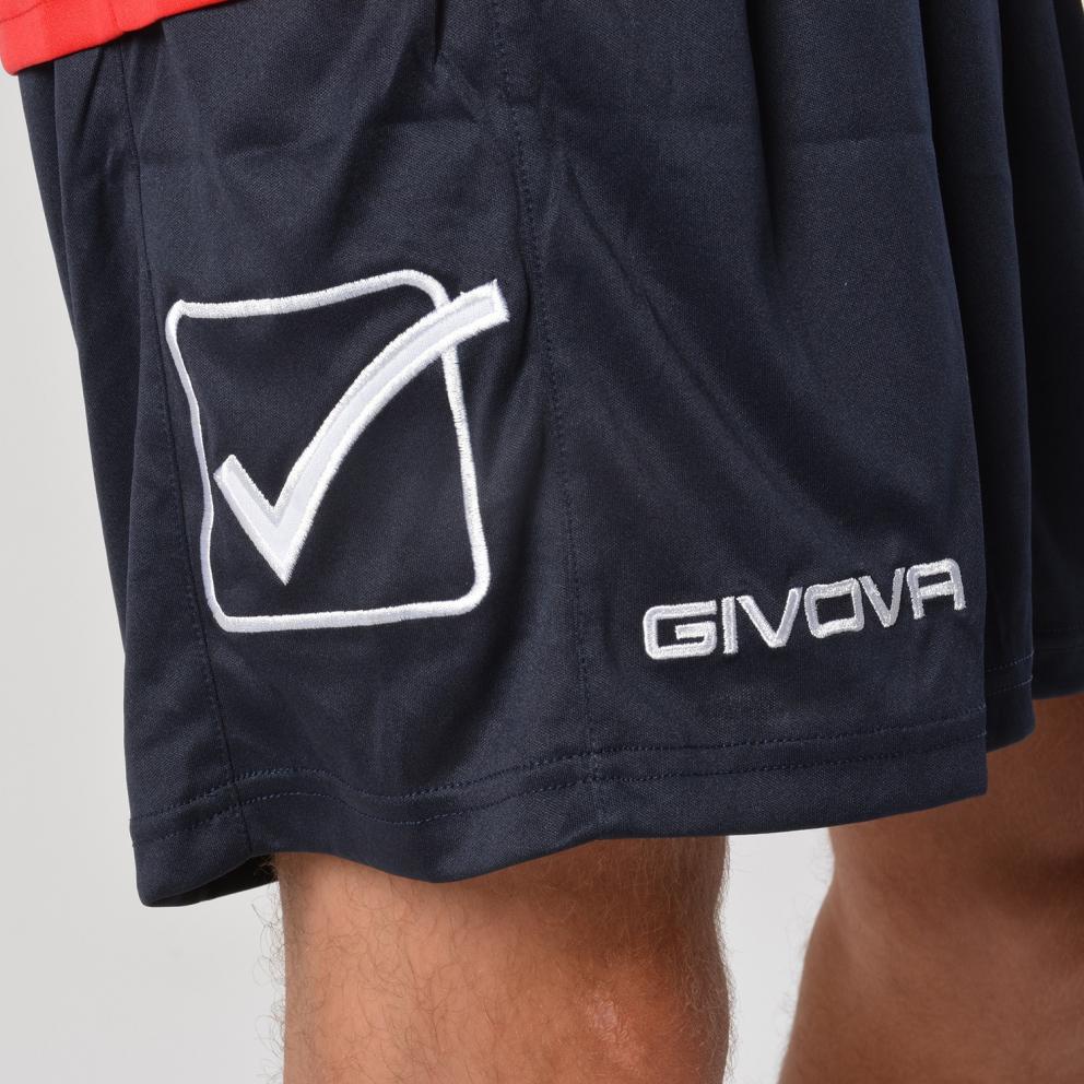 Givova Kit One Ανδρικό Σετ Ποδοσφαιρικής Στολής
