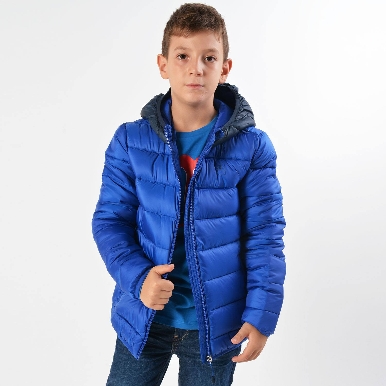 Champion Hooded Jacket (9000018154_1841)