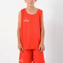 Athlos Double Face Basketball Kid's Set