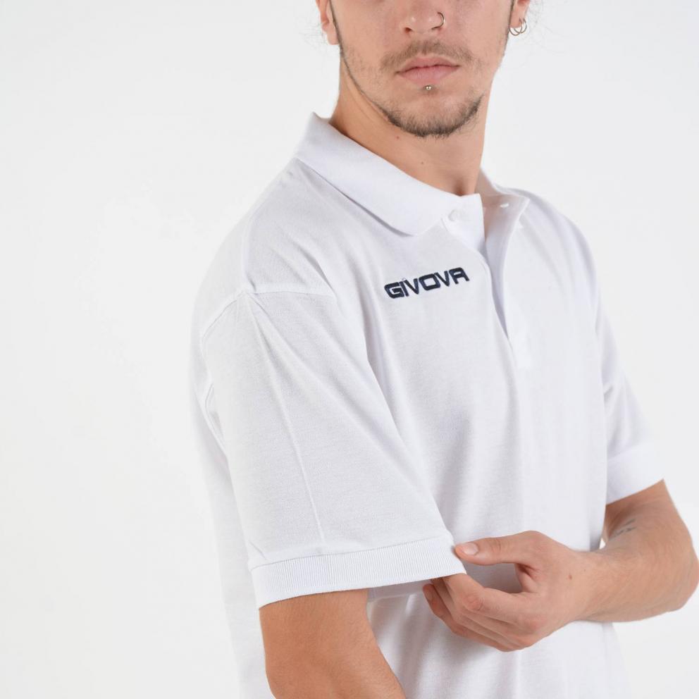 Givova Men's Polo T-Shirt