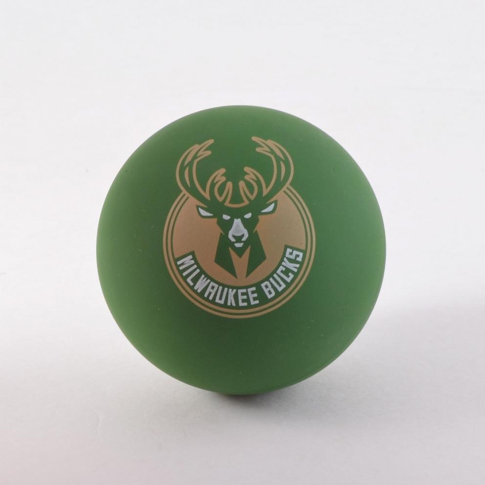 Spalding Bounce Spaldeen Ball Milwaukee Bucks Μπαλάκι