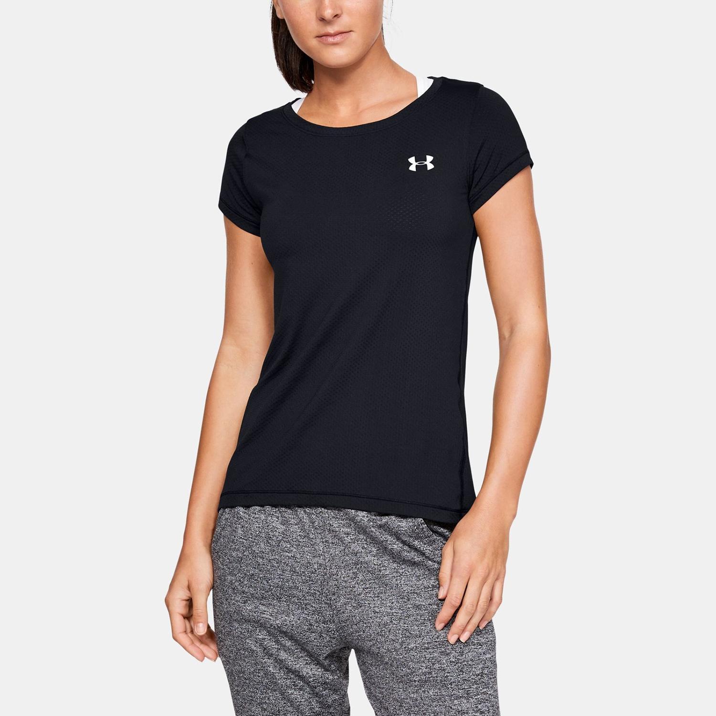 Under Armour HeatGear® Short Sleeve Women's T-Shirt (9000024308_5193)