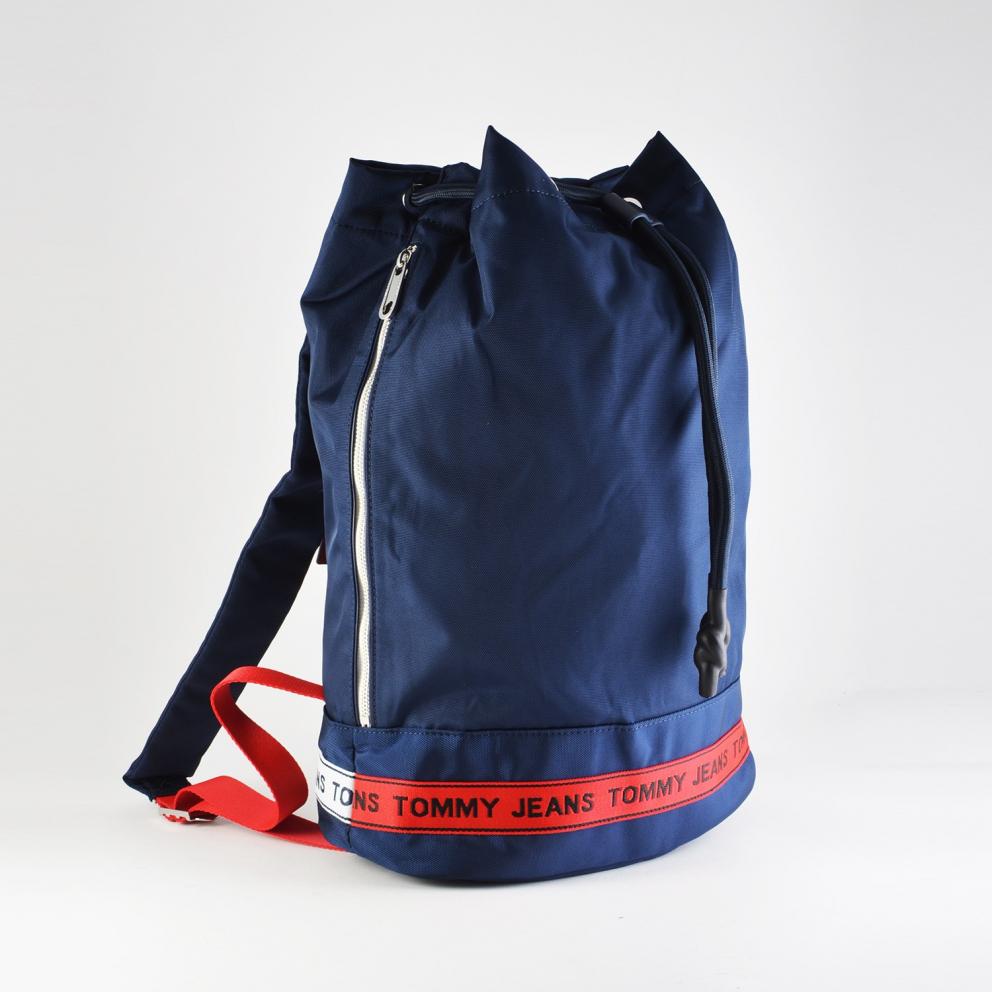 Tommy Jeans Logo Tape Bucket - Unisex Backpack