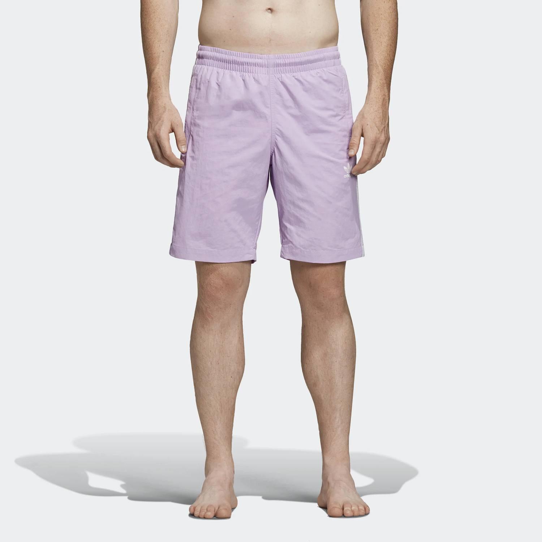 adidas Originals 3-Stripes Men's Swim Shorts (9000022592_18128)
