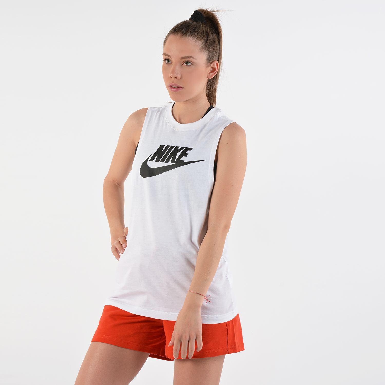 Nike Sportswear Essential Tank Top Futura - Γυναικείο Tank Top (9000024644_1540)