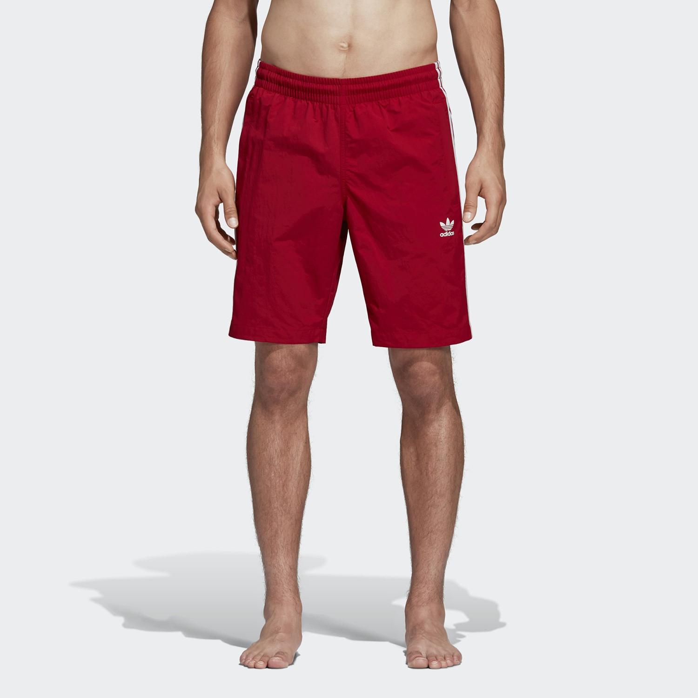 adidas Originals 3-Stripes Swim Shorts - Ανδρικό Μαγιό (9000022593_10319)