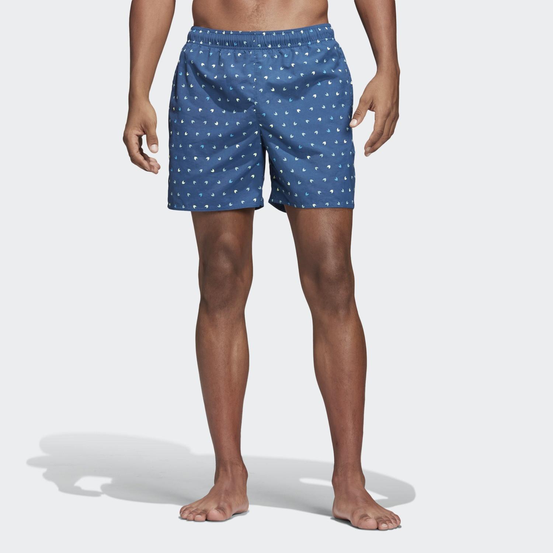 adidas Allover Print Men's Swim Shorts - Ανδρικό Μαγιό (9000023390_37171)