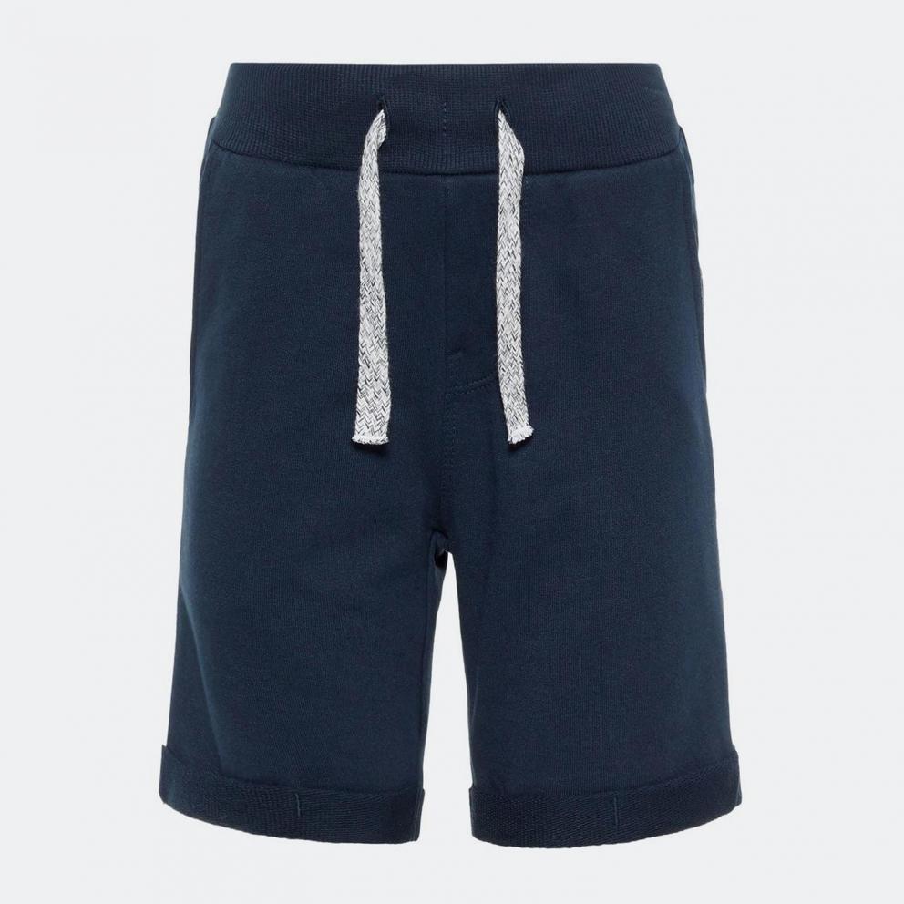 Name it Kid's Cotton Sweat Shorts - Παιδικό Σορτσάκι