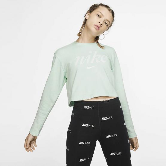 Nike Sportswear Women's Long Sleeve Top - Γυναικεία Μπλούζα