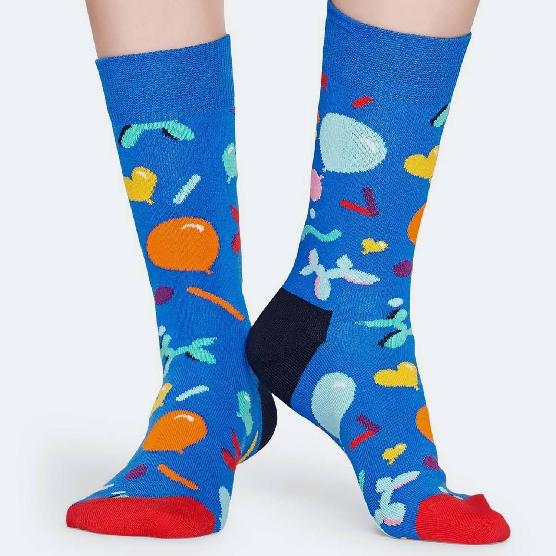 Happy Socks Balloon Animal Unisex Socks - Unisex Κάλτσες (9000031289_9688)