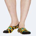 Happy Socks Optic Squres Liner Sock - Unisex Κάλτσες