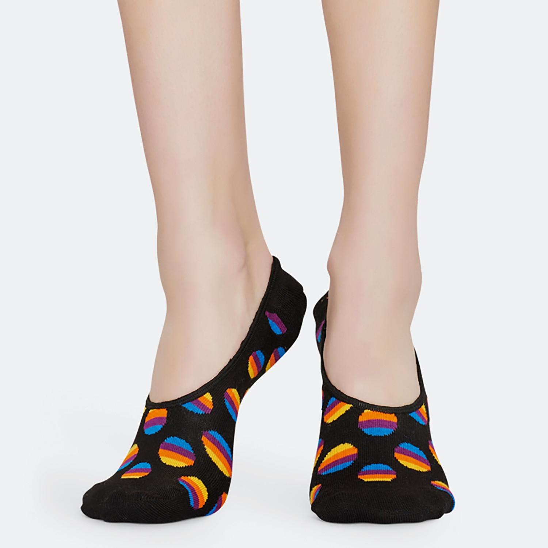 Happy Socks Sunrise Dot Liner Unisex Socks - Unisex Κάλτσες (9000031338_9688)