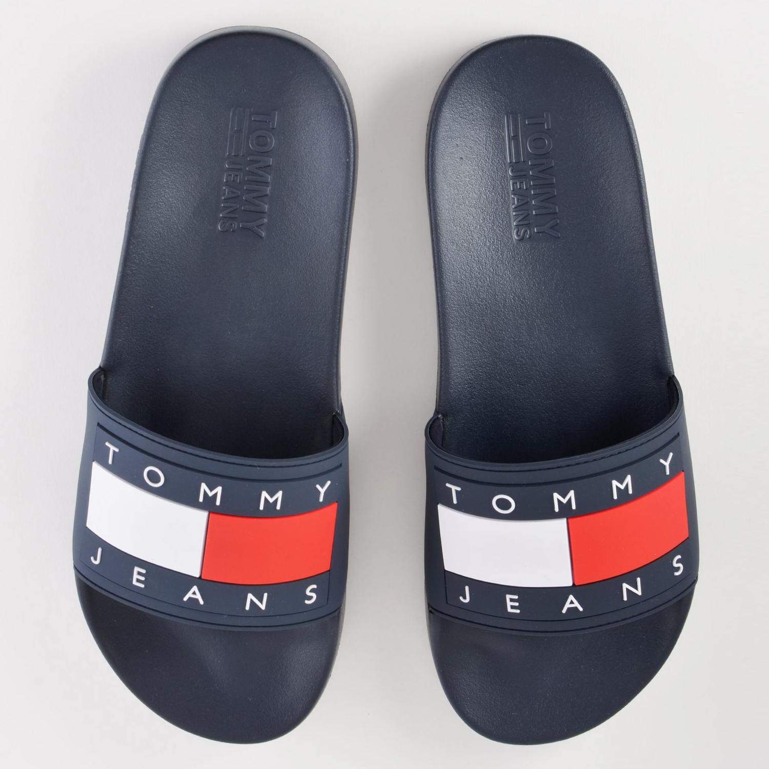 Tommy Jeans Flag Pool Slides (9000029313_2826)
