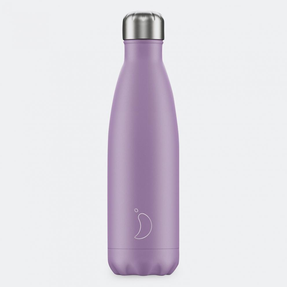 Chilly's Bottles Pastel Purple Μπουκάλι Θερμός 500ml