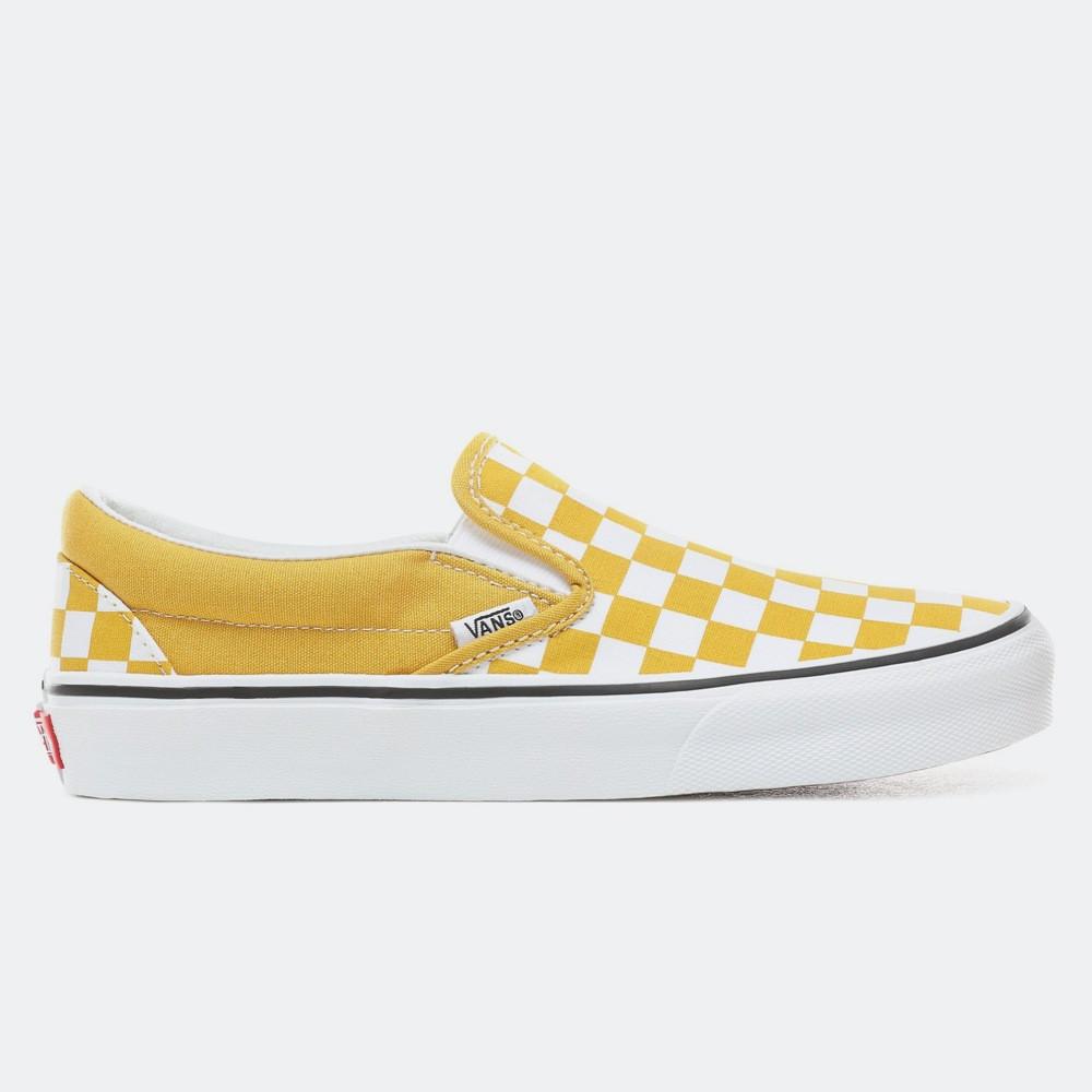 Vans Checkerboard Classic Slip-On - Ανδρικά Παπούτσια (9000026840_32921)