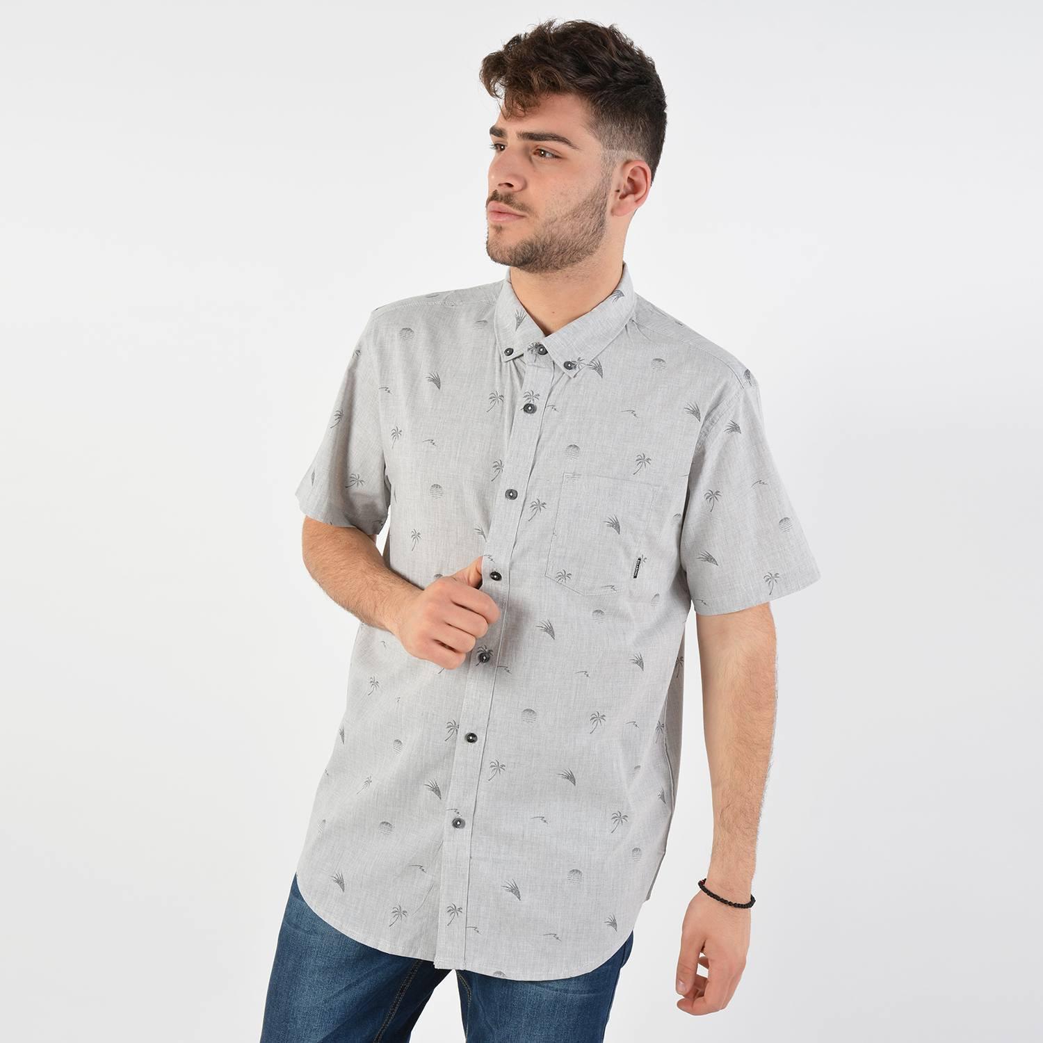 Billabong Sundays Mini Men's Shirt - Ανδρικό Πουκάμισο (9000028555_24000)