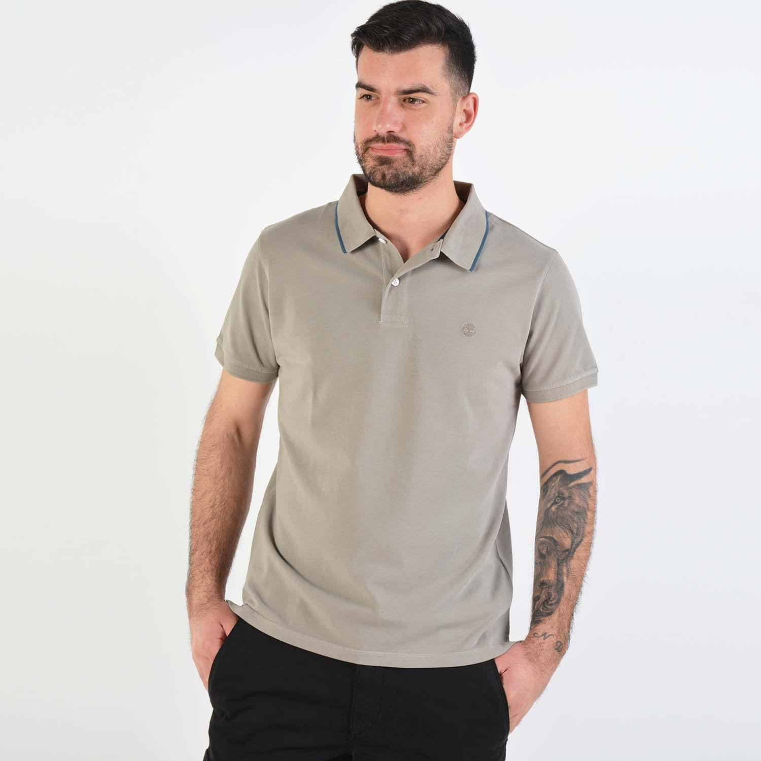 Timberland Millers River GD Pique Polo Slim (9000029822_38756)